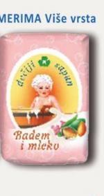 Dečiji sapun badem i mleko