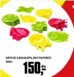 Samolepljivi papirići - Office
