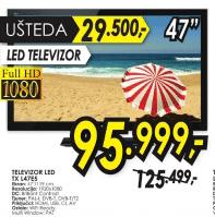 LED TV TX L47E5
