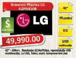 """Televizor Plazma 42"""" 42pn450b"""