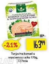 Tunjevina u sopstvenom sosu