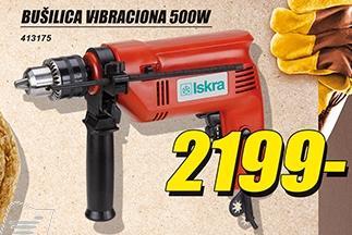 Bušilica vibraciona 500w