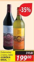 Crveno vino Goriška brda