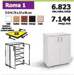 Komoda Roma 1