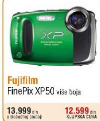Digitalni fotoaparat  XP50