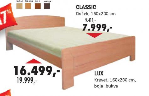 Krevet LUX