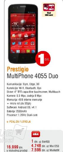 MultiPhone 4055 DUO