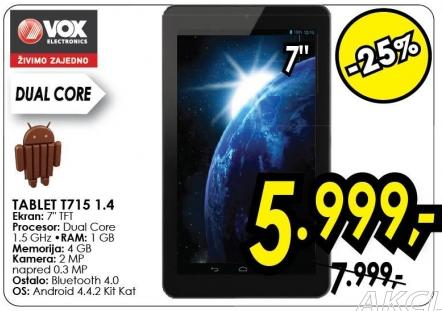 Tablet T715 1.4