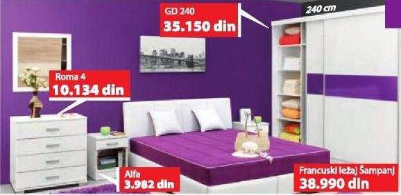 Garderober GD 240