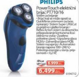 Aparat za brijanje PT710/16