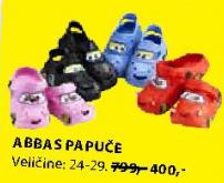 Papuče Abbas