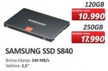 SSD Hard disk S840 120GB