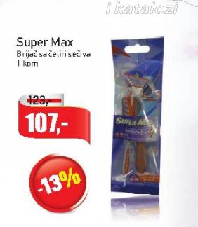Brijač SMX 4