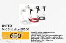 Slušalice bubice sa mikrofonom IT-EP500