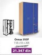 Ormar Bambi 3V3F