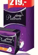 Higijenski ulošci Platinum
