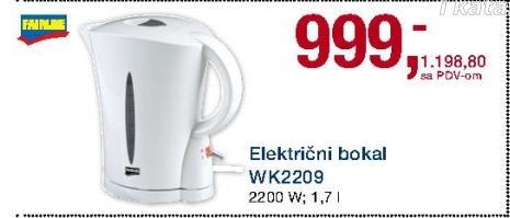 Električni Bokal