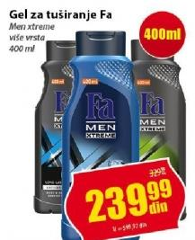 Gel za tuširanje Men Xtreme