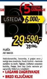 Ugradna Ploča AKT 860 IX