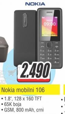 Mobilni Telefon 106