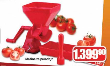 masina za paradajz