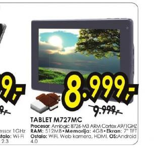 Tablet M727MC