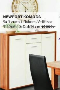 Komoda Newport