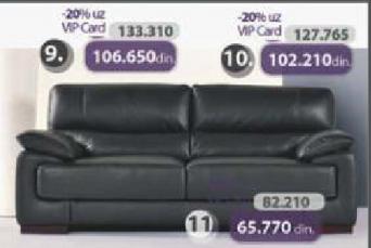 Fotelja Milan Exclusive
