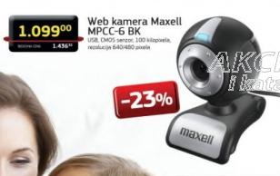 Web kamera MPCC-6 BK
