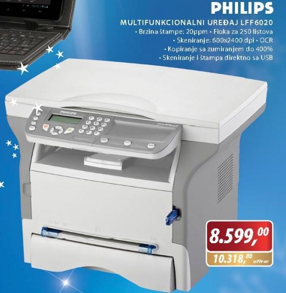 Multifunkcionalni uređaj LFF6020