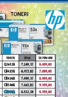 Toneri CE541A