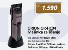 Mašinica za šišanje ORION OR-HC04