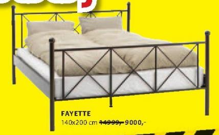 Krevet Fayette