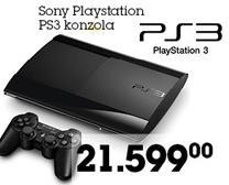 Sony Playstation PS3 konzola