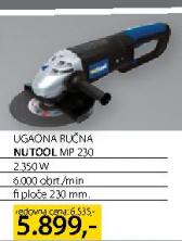Ugaona Ručna Brusilica Nutool MP 230