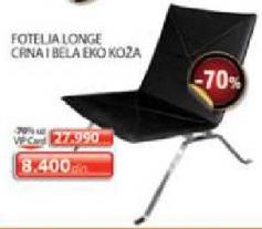 Fotelja Longe