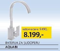 Baterija Aquabi