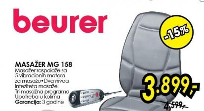 Masažer Mg 158