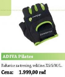 Rukavice za trening Adiva Pilates