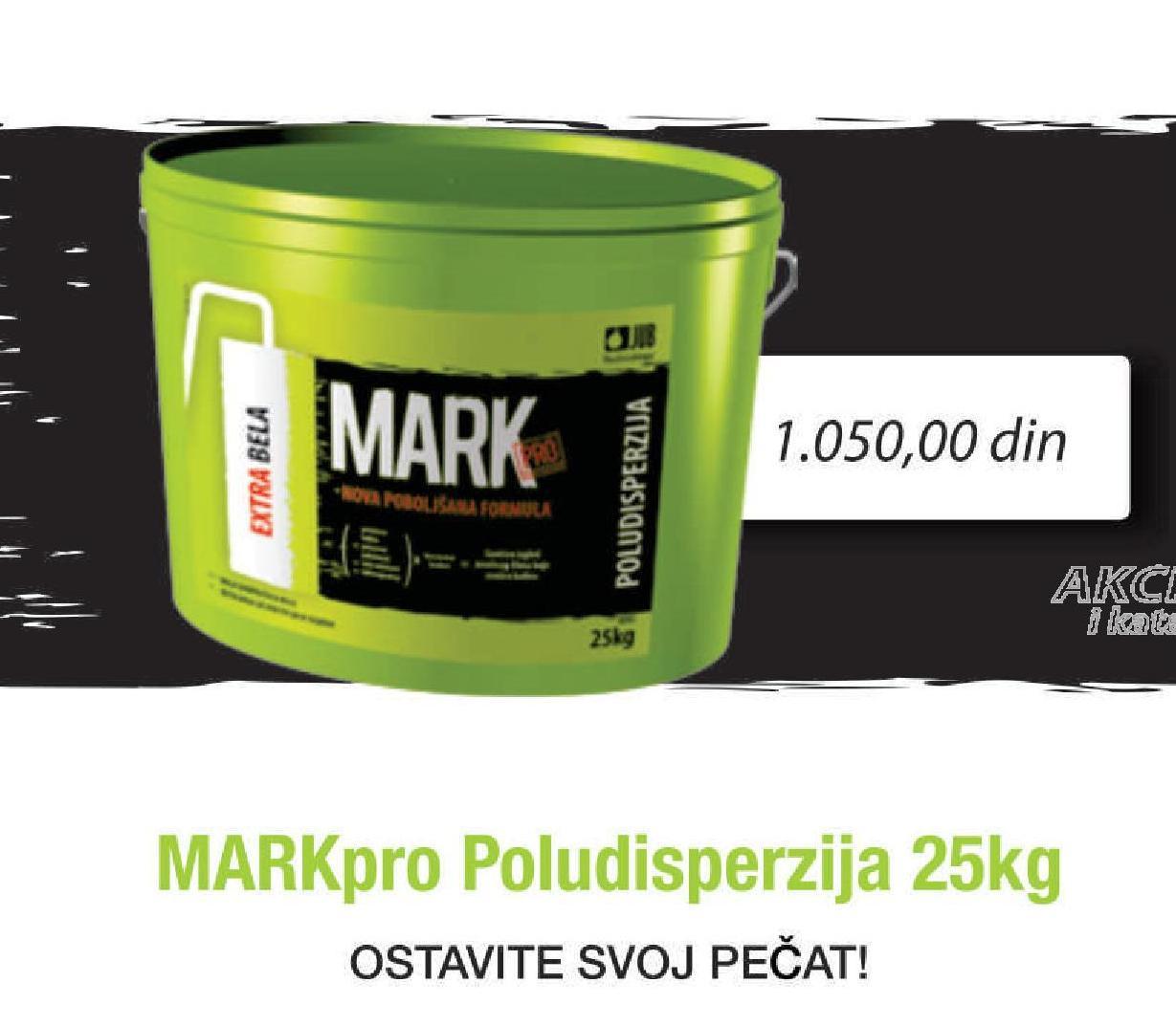Boja MarkPro
