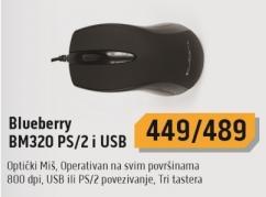 Miš Bm320 ps/2