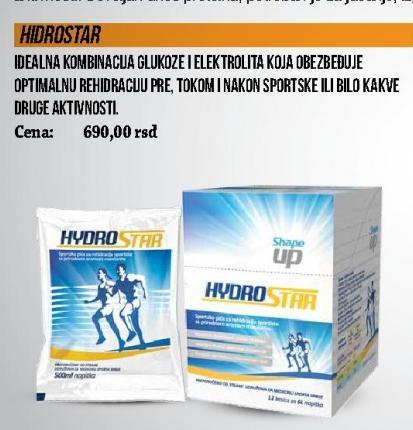Proteini Hidrostar