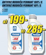 Antifriz Modriča Permant 100
