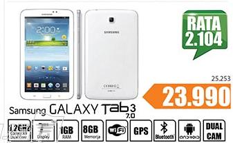 Tablet Galaxy Tab 3 7.0