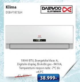 KLIMA DSB-F1873LH