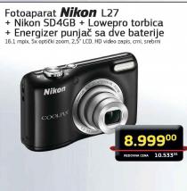 Fotoaparat L27