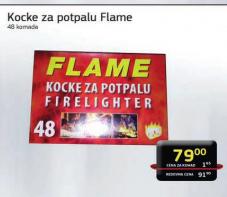 Kocke za potpalu Flame