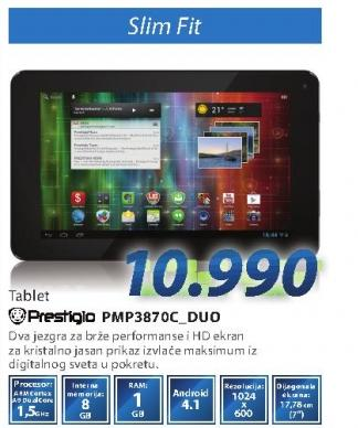 Tablet Pmp3870c Duo