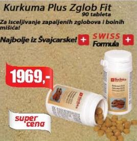 Kapsule Kurkuma plus zglob fit