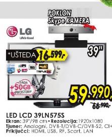 Televizor LED 39LN575S